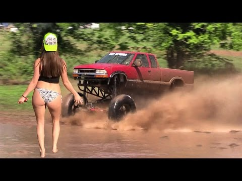 Mud Trucks Gone Wild LMF