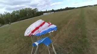 Základní parašutistický výcvik - Aeroklub Plzeň Bory