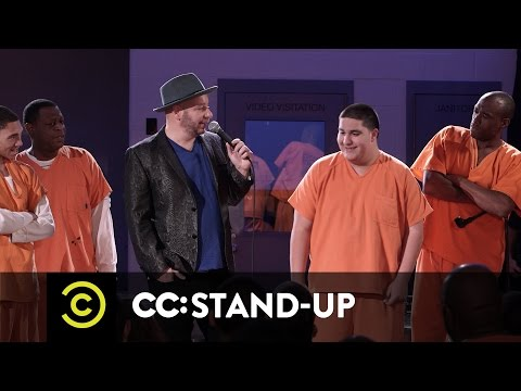 Jeff Ross Roasts Criminals Live at Brazos County Jail Speed Roasting Prisoners Uncensored