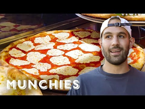 The Original New York Slice The Pizza Show