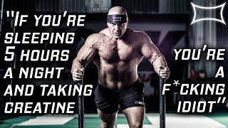 The Simplest Things That Will Increase Your Strength - Mark Bell's Blood Test ft. Stan Efferding