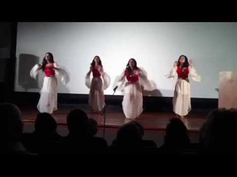 Persian Dance- ISU Cultural show