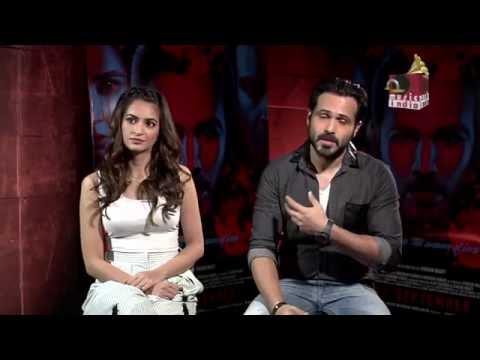 SEG 02| EXCLUSIVE INTERVIEW:Emraan Hashmi| Kriti Kharbanda|Raaz: Reboot