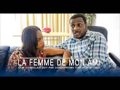 NOUVEAU THÉÂTRE CONGOLAIS 2017 LA FEMME DE MON AMI PAR CONGOPROMO CINÉ FILM STUDIO
