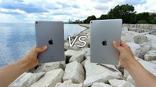 iPad Pro 9.7 vs iPad Pro 10.5 Camera!