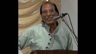 Dr. Bashir Badr [International Mushaira 2002 Houston] Part1