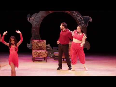 Dancing Bare Feet, A Benefit Show Promo: RGK's Bollywood Drama, Sept.17, 2017, Hopkins,MN