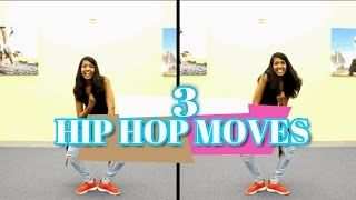 Basic HIP HOP moves for Beginners - Part 2 | @iDanceWithAbby