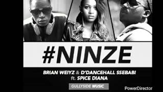NINZE - SPICE DIANA & GULLYSIDE MUSIC (NEW UGANDA MUSIC 2015 @UG BEATS TV