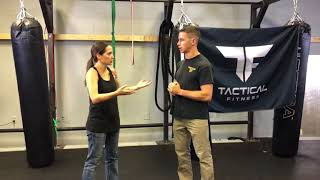 TOOK A CONCEALED CARRY KRAV MAGA CLASS [Prepping 365: #14]
