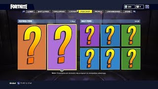 NEW FORTNITE STORE ITEMS FOR 7 MAY 2018!!! - Fortnite Battle Royale & Epic Gaming Moments