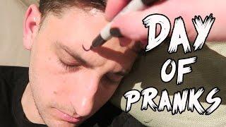 DAY OF PRANKS!