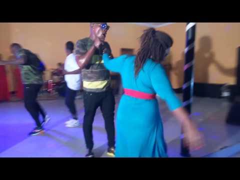 Baba Rhino Live performance