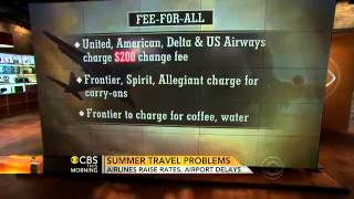 Sky-high summers rates: Airlines issue new fees