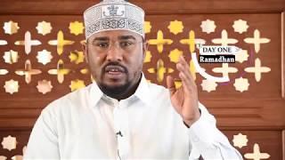 (Day 1) Kipindi Kipya (Minong'ono Ya Kheri) - Sheikh Yusuf Abdi