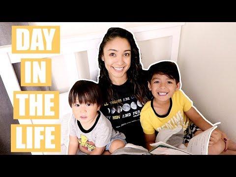 Xxx Mp4 A REAL DAY IN THE LIFE OF A MOM OF 2 Mel And Shane 3gp Sex