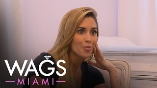 WAGS Miami | Julius Peppers & Claudia's Marriage Talk Gets Awkward | E!