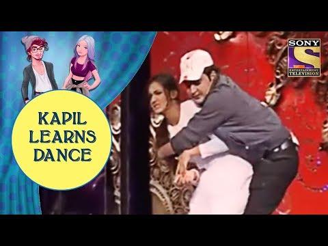 Xxx Mp4 Kapil Learns Dance From Mukti Jodi Kamaal Ki 3gp Sex