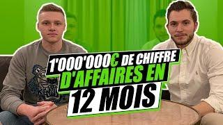 1 Million D'Euros De Chiffre D'Affaires à 20 Ans - Lucas Bivert