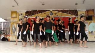 Sabayang Bigkas on Stage: Pag-ibig sa Tinubuang Lupa