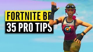 Fortnite | 35 Tips and Tricks from the Professionals