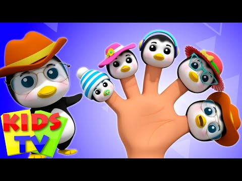 Xxx Mp4 Penguin Finger Family Cartoon Videos And Songs Kindergarten Nursery Rhymes By Kids Tv 3gp Sex