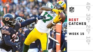 Best Catches from Sunday | NFL Week 15 Highlights