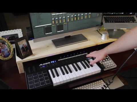 Xxx Mp4 REVIEW Of Alesis VI25 Ableton Live 3gp Sex