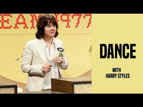 DANCE with Harry Styles! Funny SNL moments.