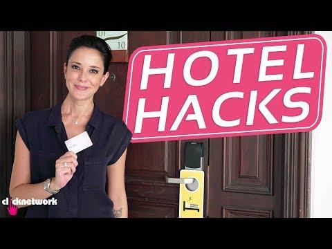 Hotel Hacks - Hack It: EP85
