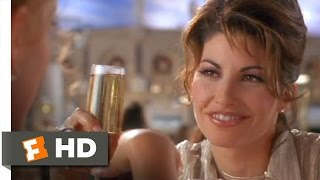 Showgirls (7/12) Movie CLIP - Doggy Chow & Champagne (1995) HD