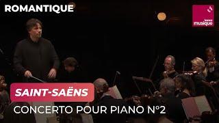Saint-Saëns : Concerto pour piano et orchestre n°2, joué par Fazil Say