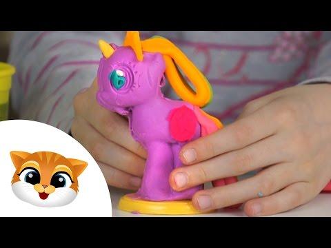 Ciastolina Play-Doh - My Little Pony po polsku - Zabawki dla dziewczynek