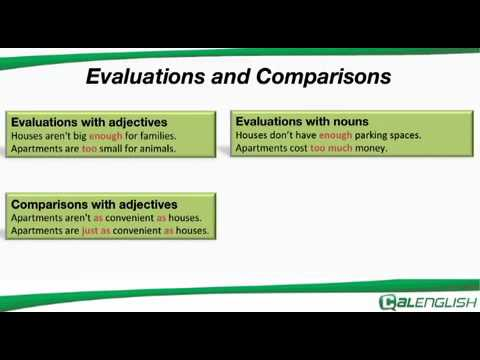 watch Evaluations and Comparisons