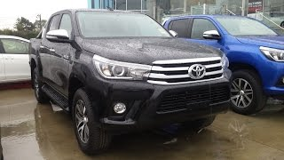 Toyota Hilux 2016 In Depth Review Interior Exterior