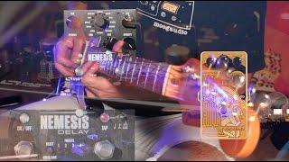 Source Audio Nemesis Echorec Engines vs Catalinbread Echorec
