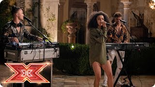 The Cutkelvins wow Simon and Cheryl with Camila Cabello cover   Judges' Houses   The X Factor 2017