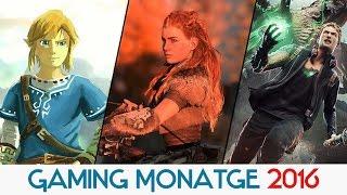 Gaming Montage 2016