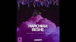 "Wantons Ft Nassim & AFX - ""Harchiam Beshe"" OFFICIAL AUDIO"