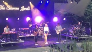 The Common Linnets - runaway man ~ live Caprera Bloemendaal  03-07-2015