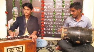Epi - 6 Dholak Lessons by Pandit Avadhkishor Pandey | Sangeet Pravah World