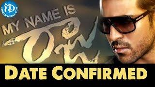 Ram Charan's My Name is Raju Movie Release Date Confirmed | Rakul Preet Singh - TOLLYWOOD TALES