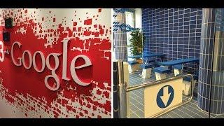Inside Google! So cool sieht es bei Google in Hamburg aus