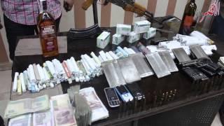 القبض علي نجل حمدي صالح اكبر تاجر مخدرات بالاقصر