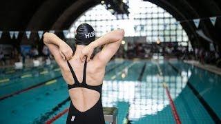 2014 Youth World Championships Women's Final Swim