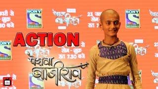 I love doing action scenes : Rudra Soni | Peshwa Bajirao | Interview | Tellychakkar |