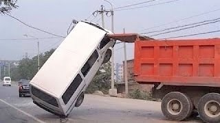 WORLD'S MOST STUPID DRIVERS, IDIOT DRIVING FAILS MAY 2017