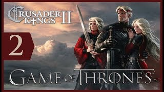 Crusader Kings II Game of Thrones - High Aegon conquers #2 - The Unification