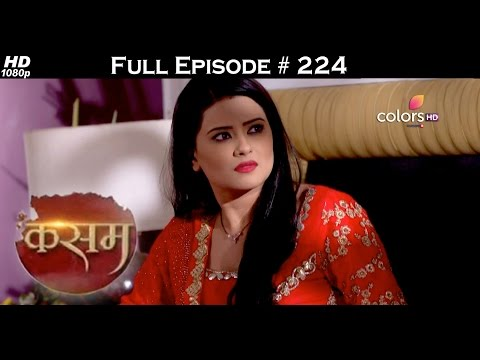 Kasam - 12th January 2017 - कसम - Full Episode (HD)