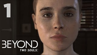 THE REAL BABY J!? | Beyond Two Souls | Lets Play - Part 1
